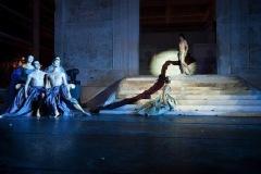 Farinelli. Estasi in canto (Roma), foto di A. Catoni