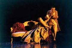 Farinelli. Estasi in canto (Roma), sopranista A. Manzotti, foto di T. Stringer