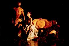 Farinelli. Estasi in canto (Roma), etoile A. Molin, foto di T. Stringer